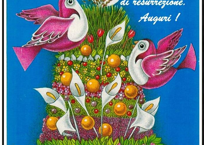 Buona e Santa Pasqua a tutti i misilmeresi sparsi nel mondo
